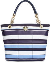 Tommy Hilfiger Signature Striped Extra-Large Tote