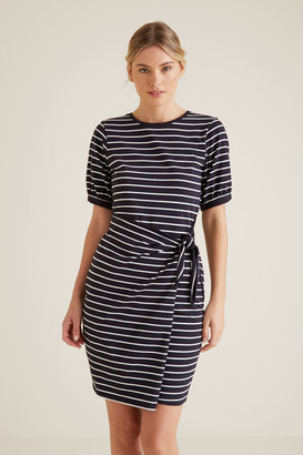 Seed Heritage Blouson Jersey Dress