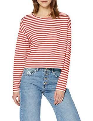 Only Women's Onlfame L/S Top JRS Longsleeve T-Shirt,S