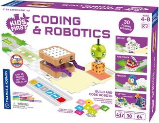 Thames & Kosmos Coding & Robotics Kit