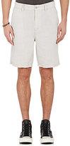 John Varvatos Men's Slub-Weave Shorts