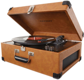 Crosley Keepsake Turntable Tan