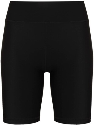 The Upside Stretch-Fit Spin Shorts