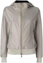 Herno reversible hooded jacket