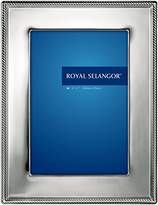 "Royal Selangor 013267R Jefferson Photoframe, 5"" x 7"", Pewter"