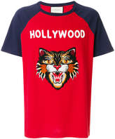 Gucci Hollywood Angry Cat T-shirt