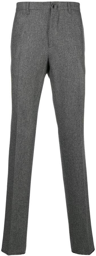 Lardini straight leg trousers