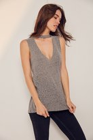 Truly Madly Deeply Cut It Out Muscle Tank Top