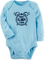 Carter's Mom's Alarm Clock Bodysuit, Baby Boys (0-24 months)