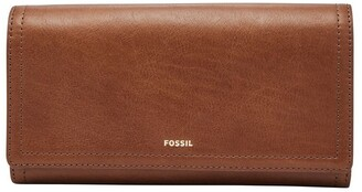 Fossil SL7833200 Logan Flap Over Wallet