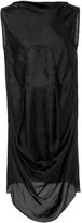 Rick Owens Seahorse Tunic Dress