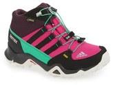 adidas Boy's 'Terrex Mid Gore-Tex' Hiking Shoe