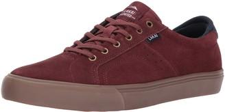 Lakai Flaco Skate Shoe Brick Suede 7 M US