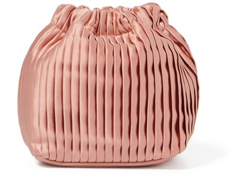 Ever New Penelope Pleated Drawstring Pouch