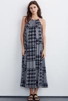Paige Mali Print Maxi Dress