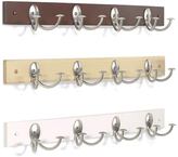 Hardwood Double Hook Rack