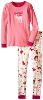 Hatley Good Night Deer Pajama Set (Toddler/Little Kids/Big Kids)