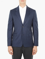 Éditions MR Navy Wool Blazer