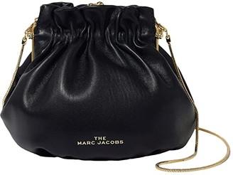 Marc Jacobs The Soiree Crossbody (Black) Handbags