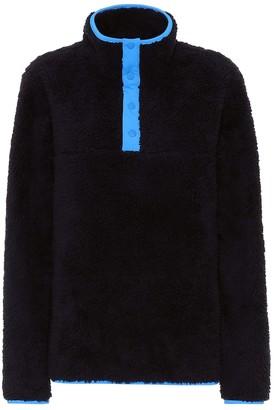 Tory Sport Stretch-cotton sweatshirt
