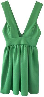 Nasty Gal Green Dress for Women