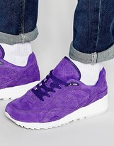 Saucony Shadow 6000 Trainers In Purple S70222-3