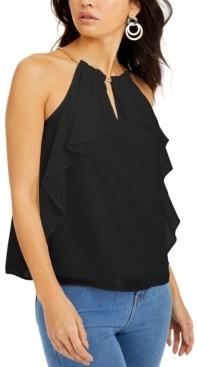Thalia Sodi Chain-Neck Tank Top, Created for Macy's