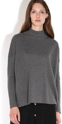 Armedangels Yunaa Sweater - YUNNA / Medium / Grey