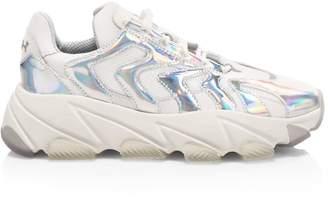 Ash Extreme Metallic Sneakers