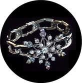 Shoppe23 Snowflake Bracelet Winter Wedding Jewelry Bridesmaid (BOX CC) (-plated-base)