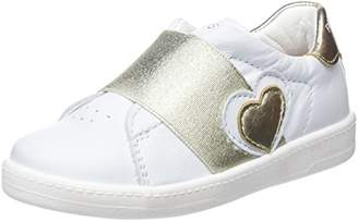 Pablosky Kids Girls Low-Top Sneakers