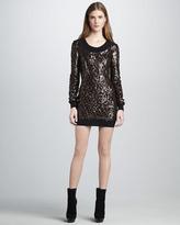 Rachel Zoe Lucille Sequined Dress