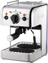 Dualit 3-in-1 Espresso Machine with Bonus NX Adapter - Polished Chrome
