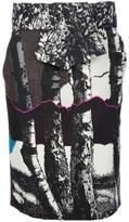 Balenciaga tree skirt