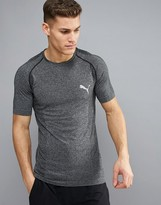 Puma Evoknit Basic T-Shirt In Grey 59063201