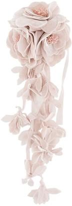Philosophy di Lorenzo Serafini Drop Flower Brooch