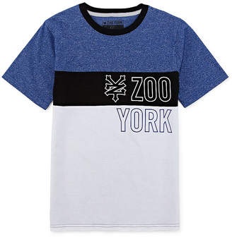 Zoo York Boys Round Neck Short Sleeve Graphic T-Shirt - Big Kid