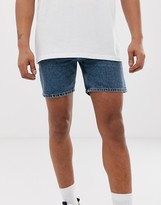 Cheap Monday sonic denim shorts