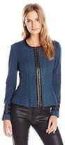Nanette Lepore Women's Secret Society Jacket