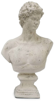 Three Hands Resin Male Bust