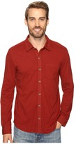 Mod-o-doc Malibu Long Sleeve Button Front Shirt