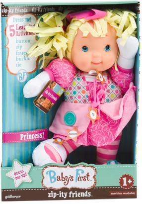 Zipity Princess Doll