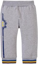 Fendi Jogging Pants With Monster Detail (Baby) - Gray - 24 Months