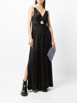 Thumbnail for your product : 3.1 Phillip Lim V-neck long dress