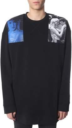 Raf Simons oversize fit sweatshirt