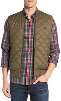 Fred Perry Men's Quilted Vest