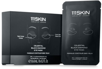 111SKIN Celestial Black Diamond 8-Piece Eye Mask Set