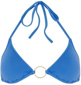 Melissa Odabash Miami Blue Halterneck Bikini Top