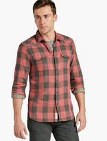 Lucky Brand Rustic Creek Western Shirt