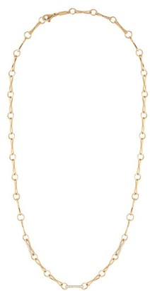 Azlee - Diamond & 18kt Gold Necklace - Womens - Gold